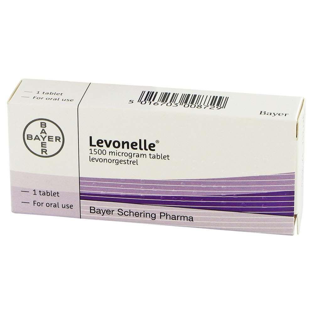 Levonelle (Escapelle) | Tabletki antykoncepcyjne - Twoja